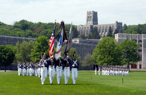 West Point Academy & cadets